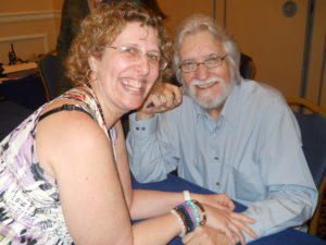 Me and Neale at The Messenger Summit, San Diego 2012