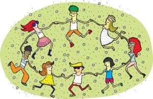 being social circle